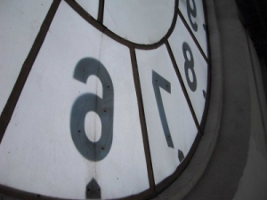 Reverse-clock