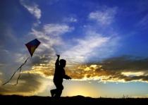 Child-like-kite