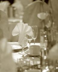 Dinner-wedding
