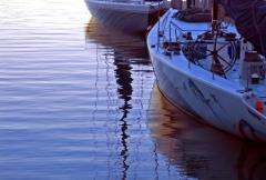 Silence-sailboat
