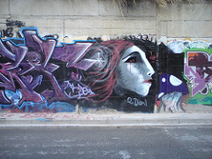 Graffiti by automatomato is licensed under a Creative Commons Attribution 4.0 International License.