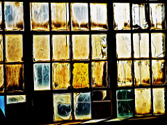 Time, light, and window were one by Henk Sijgers is licensed under a Creative Commons Attribution 4.0 International License.