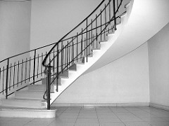 stairs by alex.byworth is licensed under a Creative Commons Attribution 4.0 International License.