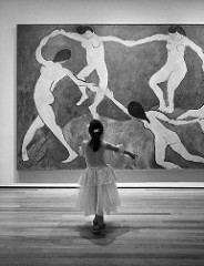 Little dancer at the MoMA by Eric Parker is licensed under a Creative Commons Attribution 4.0 International License.