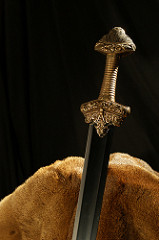 Sword by Tor-Sven Berge is licensed under a Creative Commons Attribution 4.0 International License.